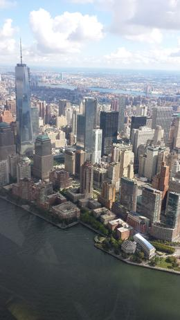 Photo of New York City Big Apple Helicopter Tour of New York Manhattan 29th of September 2013 - Karina Westlund