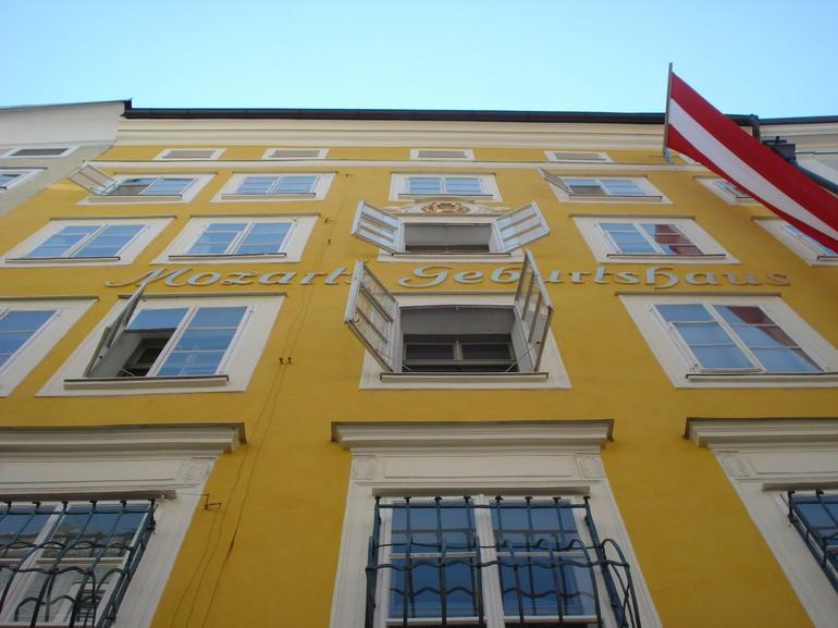 Mozart's Birthhouse - Munich