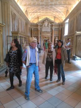 Photo of Rome Skip the Line Vatican Museums Walking Tour with Spanish-Speaking Guide: Sistine Chapel and St Peters Basilica Museos Vaticanos