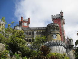 Photo of Lisbon Private Tour to the Estoril Coast and Sintra - UNESCO World Heritage Site Palace of Pena