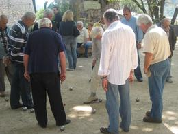 Locals in Saint Paul De Vence playing Bocce., David S - June 2010