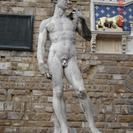 Photo of Florence Skip the Line: Florence Uffizi Gallery Tour Statue of David in front of Uffizi