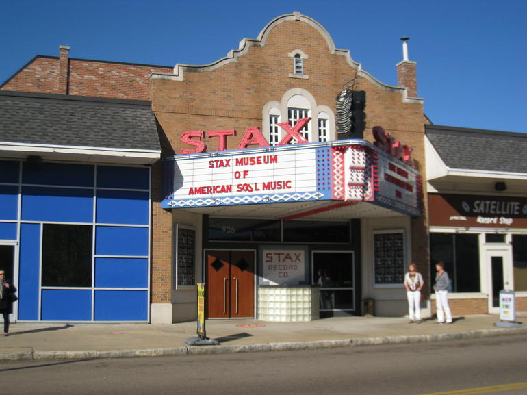Stax Recording Studio and Museum - Memphis