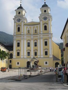 The church where the wedding ceremony took place in the Sound of Music., Melissa Ann S - October 2009