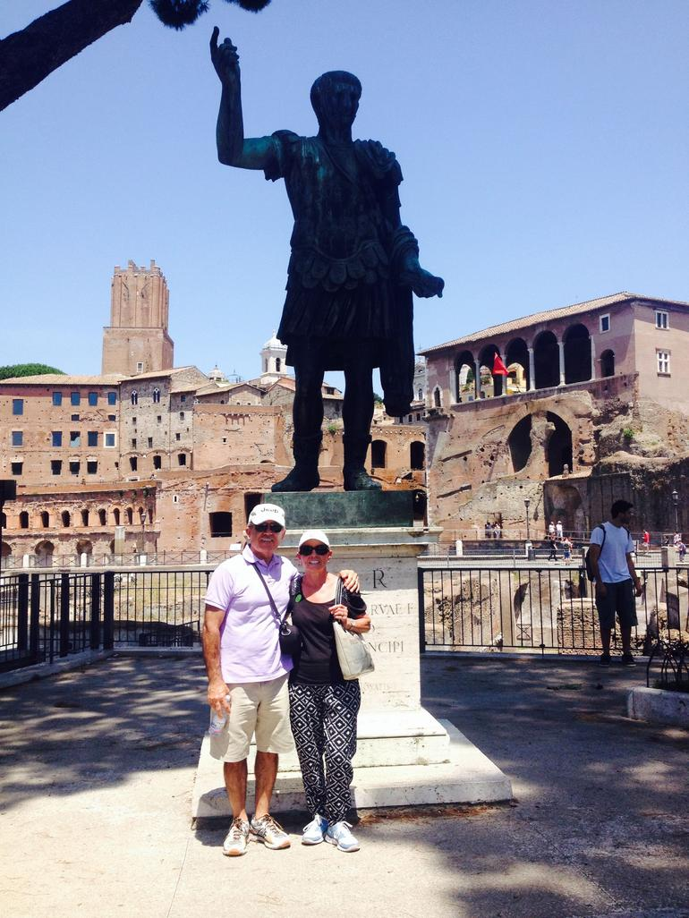 The Colosseum half-day walking tour - Rome