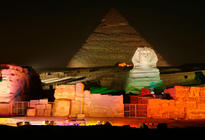 Photo of Cairo Pyramids Sound and Light Show with Private Transport