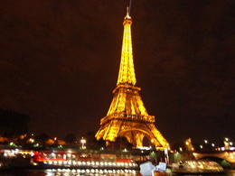 Photo of Paris Seine River Cruise and Paris Illuminations Tour This tour company towers above the rest !!!!!!!!!!!!!!!!!!!!