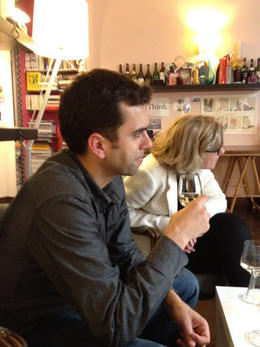 Photo of Paris Private Wine and Cheese Tasting in Paris Thoughtful Fernando.jpg