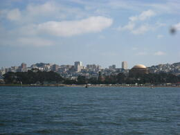 Photo of San Francisco Whale Watching & Wildlife Eco Tour from San Francisco View of San Francisco