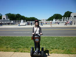 Photo of Washington DC Washington DC Segway Tour World War II Memorial