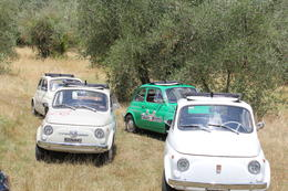 Photo of Florence Self-Drive Vintage Fiat 500 Tour from Florence: Tuscan Hills and Italian Cuisine 2nd Stop