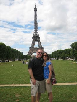 Another great memory from our Paris bike tour, Greg D - August 2009