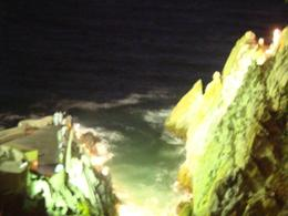 Photo of Acapulco Acapulco Cliff Divers at Night Cliffs