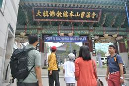 Photo of Seoul Soul of Seoul Small-Group Walking Tour Daehanmun gate