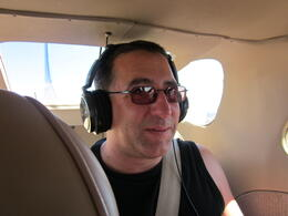 Photo of Las Vegas Grand Canyon West Rim Air and Ground Day Trip from Las Vegas with Optional Skywalk dave in plane 2