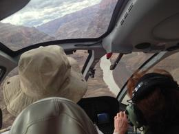 Photo of Las Vegas Grand Canyon Helicopter Tour from Las Vegas Flying over the Colorado River