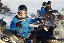 Photo of Reykjavik Golden Circle Super Jeep Tour and Snowmobiling