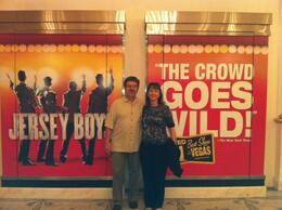 Photo of Las Vegas JERSEY BOYS at Paris Las Vegas Jersey Boys
