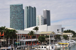 Photo of   Miami Beach marina