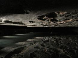 Photo of   Mirror Lake in the Salt Mines