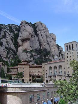 Photo of Barcelona Barcelona Day Trip: Montserrat, Colonia Guell and Gaudi Crypt Montserrat