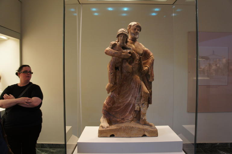 Museum at Olympia - Athens