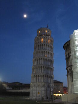 Photo of Florence Tuscany in One Day Sightseeing Tour Pisa at night