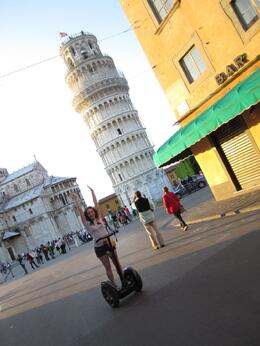 Photo of   Pisa Segway Tour