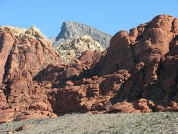 Photo of Las Vegas Red Rock Canyon Luxury Tour Trekker Experience Red rock