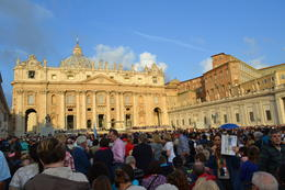 Photo of Rome Papal Audience Tickets and Presentation St Peter's Basilica