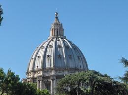 Photo of Rome Skip the Line: Vatican Museums Walking Tour including Sistine Chapel, Raphael's Rooms and St Peter's St Peters from the garden