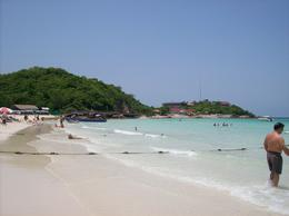 Photo of Pattaya Koh Larn Coral Island Trip from Pattaya including Seafood Lunch Tien Beach