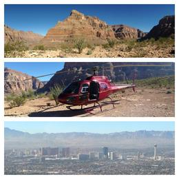 Photo of Las Vegas Grand Canyon All American Helicopter Tour von allem etwas