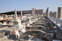 Photo of   Ancient water reservoir at Agora
