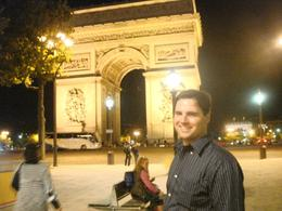 Photo of Paris Seine River Cruise and Paris Illuminations Tour Arc de Trompe