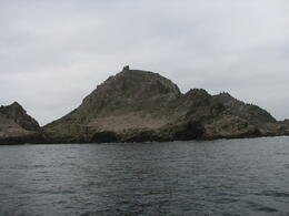 Arriving at the Farallon Islands - December 2011