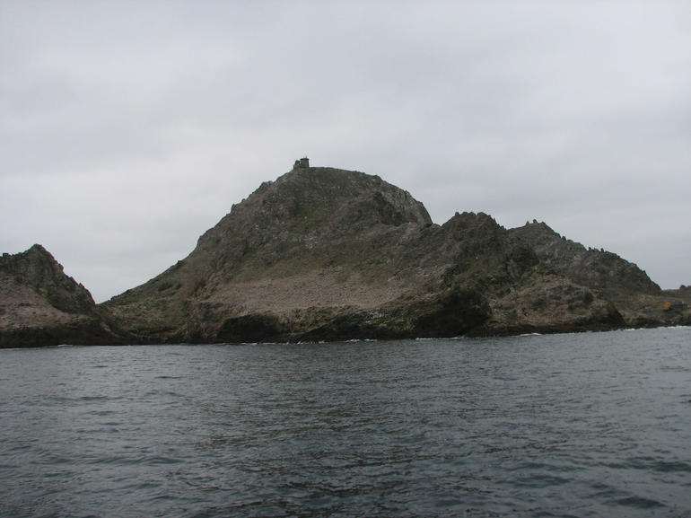 Arriving at the Farallon Islands - San Francisco