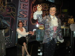 Photo of Las Vegas Madame Tussauds Las Vegas Back up fro Liberace?
