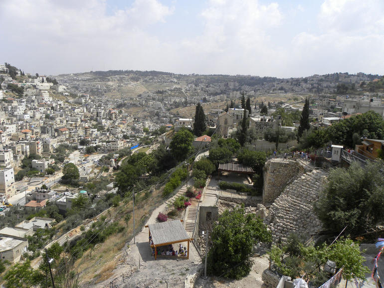 City of David and the Kidron Valley, Jerusalem - Jerusalem