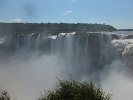 Photo of Puerto Iguazu Iguassu Falls Day Tour from Puerto Iguazú with Waterfall Boat Ride Devil's throat