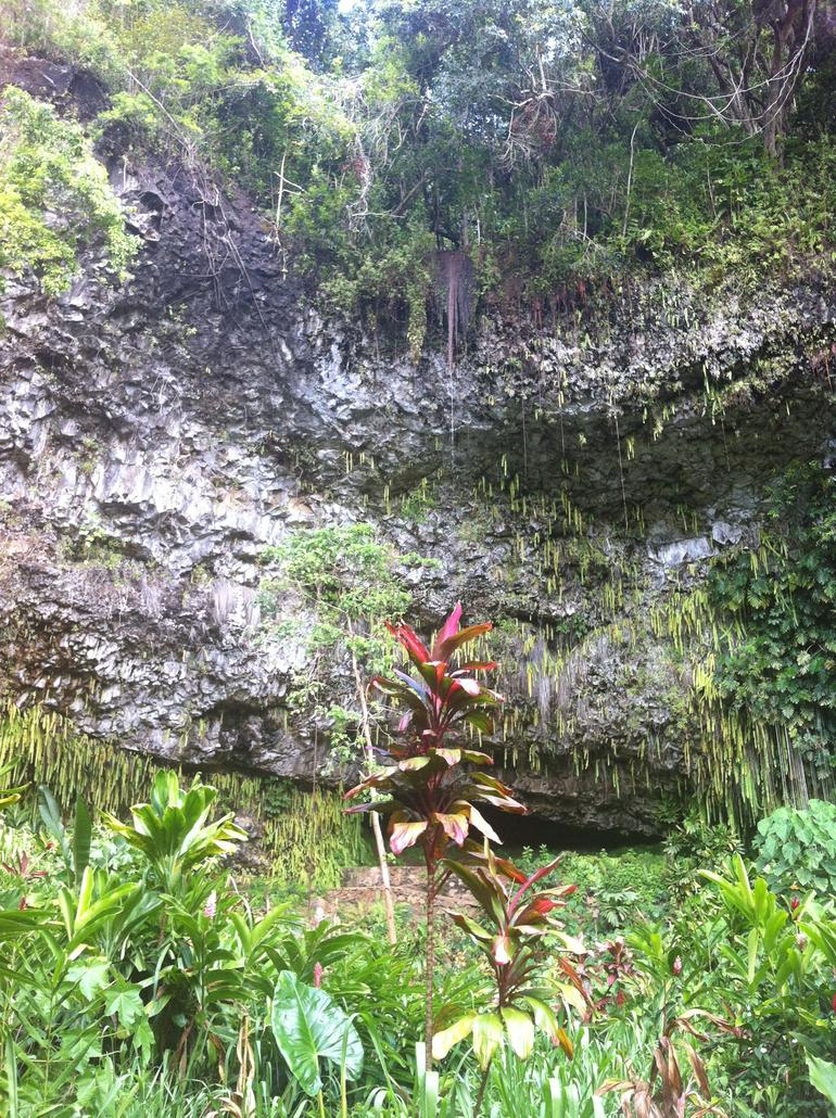 Fern Grotto - Oahu