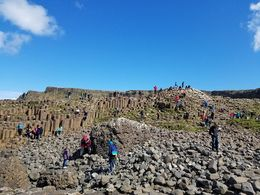 Giant's Causeway , Jane I - May 2016