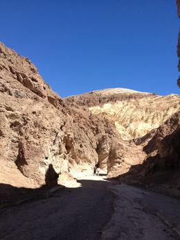 Photo of Las Vegas Death Valley Day Trip from Las Vegas Golden Canyon Trail
