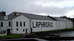 Photo of   Laphroaic Distillery, Islay