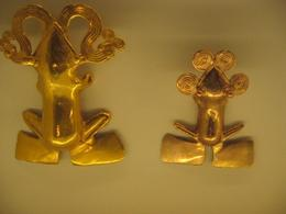 Beautiful solid gold frogs., Nichelle B - May 2008