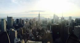 Taken from Top of the Rock , Samantha H - November 2014