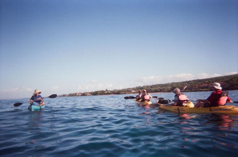 On the water near Makena - Maui