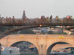 The bridges down the Seine were as breathtaking as I had been told. , mrustich - September 2012
