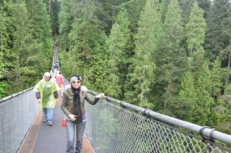 Suspension Bridge - Vancouver