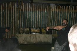 Photo of Rotorua Rotorua Maori Hangi Dinner and Performance tamaki-maori-village performance 2.jpg